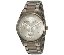 Herren-Armbanduhr Analog Quarz Edelstahl K2A27926