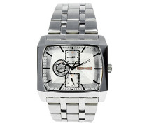 Armbanduhr Analog Quarz Edelstahl 92-0014-502