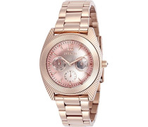 Armbanduhr Analog Quarz Edelstahl Beschichtet-23750