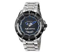 Analog Quarz Uhr mit Silikon Armband TW1487