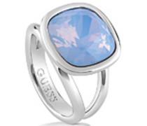 Damen-Ring CRYSTAL SHADES Kristall blau