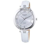 Damen-Armbanduhr XS Analog Quarz Leder 12111132