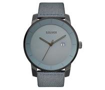 Unisex Erwachsene -Armbanduhr SO-3570-LQ