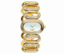 Damen-Armbanduhr XS Analog Edelstahl