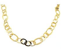 Damen-Halsband Vergoldet MN-2057/70