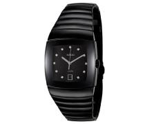 Armbanduhr Analog Quarz Keramik 156.0723.3.075