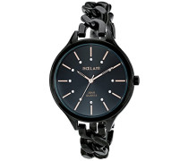 Damen-Armbanduhr Edelstahl Analog Quarz 550109