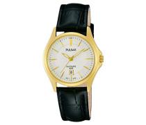 Damen-Armbanduhr Analog Quarz Leder PH7426X1