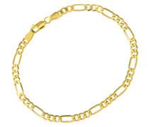 Armband 9 Karat 375 Gelbgold 190 mm UFF100 7.5