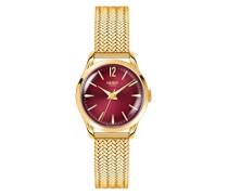 Armbanduhr Holborn Analog Quarz Edelstahl HL25-M-0058