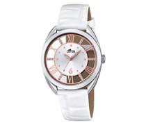 Damen-Armbanduhr Analog Quarz Leder 18224/1