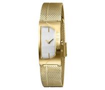 Analog Quarz Uhr mit Edelstahl Armband ES1L045M0035