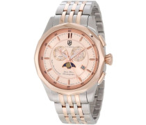 Herren- Armbanduhr Chronograph Quarz SC0249
