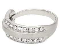 Ringe Versilbert Kristall '- Ringgröße 53 (16.9) 601836024