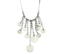 Jewelry Halskette mit Anhnger 925 Sterling Silber 42cm ZK-2522