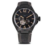 Italy - Damen -Armbanduhr OLA0677L/BK/NR/NR
