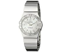 Armbanduhr Analog Quarz Edelstahl 12310276005002