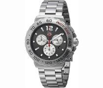 Armbanduhr Chronograph Quarz Edelstahl CAU1113.BA0858