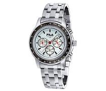 Armbanduhr Chronograph Quarz Edelstahl FA0783-25