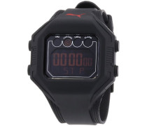 Active Armbanduhr Digital Bounce- L Black Quarz A.PU910771002