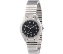 Armbanduhr XS Analog Quarz Edelstahl 12310150