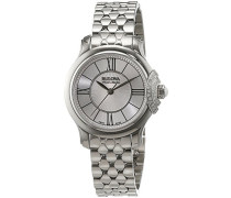 Damen-Armbanduhr Analog Quarz Leder 63R143
