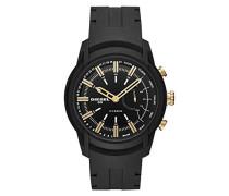Analog Quarz Smart Watch Armbanduhr mit Silikon Armband DZT1014
