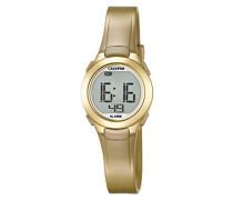 -Armbanduhr Digital Digital Plastik K5677/3