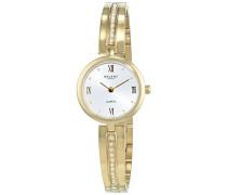 Analog Quarz Uhr mit Edelstahl Armband 12210941