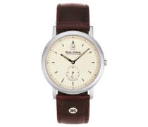 Bruno Söhnle Armbanduhr Prato Analog Quarz Leder 17-13036-141