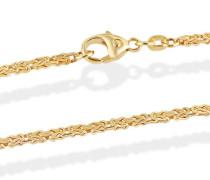 Kette Königskette 585 Gelbgold 45 cm Karabinerverschluss Schmuck