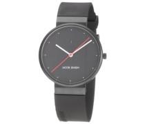 Herren-Armbanduhr Analog Quarz Kautschuk 32753