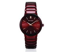 Analog Uhr mit Edelstahl beschichtet Armband 022F944