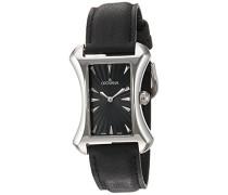 4422.1537 Women'schweizer Uhr Armbanduhr PH4900-C-PH01T Analog Leder schwarz