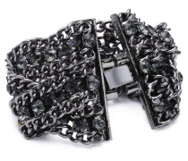Damen-Armband Vanessa black diamond 19 cm 00102