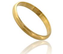 Ring, 9 Karat (375) Gelbgold, 50 (15.9)