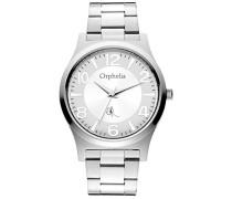 Herren-Armbanduhr XL Analog Edelstahl 155-7702-88