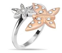 Ringe Versilbert mit '- Ringgröße 57 (18.1) SAHL06018