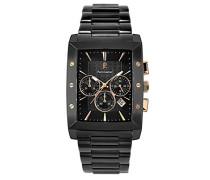 Analog Quarz Uhr mit Edelstahl Armband 232D439