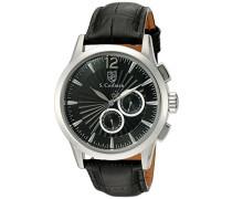 Herren- Armbanduhr Chronograph Quarz SC0261