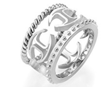 Damen-Ring Pure Edelstahl SCAGE06016