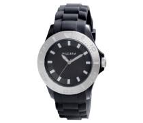 Armbanduhr XL Analog Quarz Kautschuk 701326102
