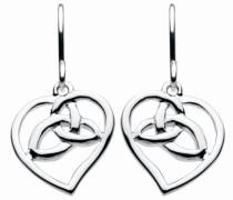 Damen-Ohrringe Sterling Silber 62034HP001