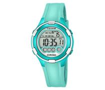 Damen-Armbanduhr Digital Quarz Plastik K5692/7