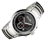 D&G Herren-Armbanduhr DW0424