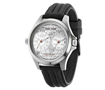 Armbanduhr XL Analog Quarz Plastik R3251290004