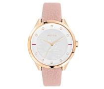 Analog Quarz Uhr mit Leder Armband R4251102522