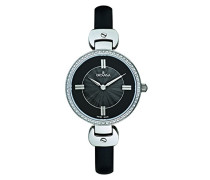 Damen-Armbanduhr Analog Quarz Schwarz 4481.7537