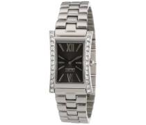Damen-Armbanduhr Analog Edelstahl EL101122F07