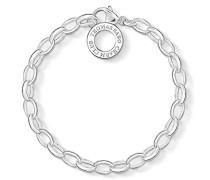 Armband Charm Club 925 Sterling Silber Länge 16 cm X0032-001-12-S